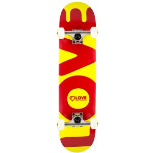 tabla skate completa love