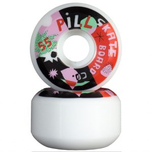 ruedas pill papaer cuts