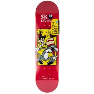 Tabla Skate pila