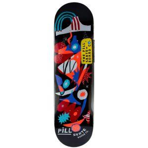 tabla skate Pill