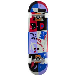 tabla skate completa