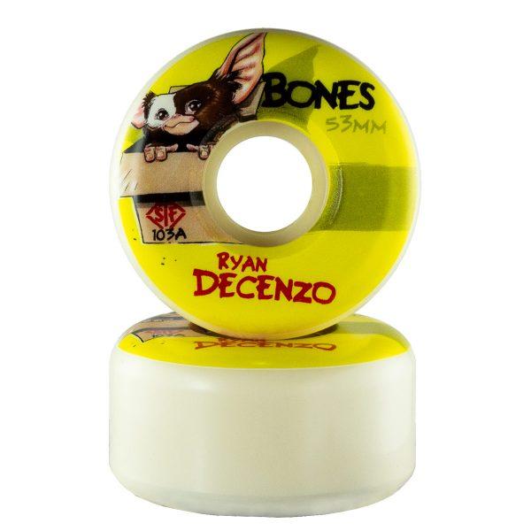 ruedas Bones decenzo gizzmo 53mm