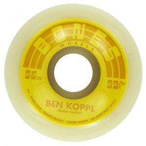 ruedas bones roller surfer 56mm