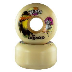 ruedas bones grenwood52 mm