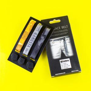 cinturones cordones para pantalones de skate